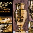 Conoce la historia del trofeo de la Copa América Centenario