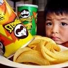YouTube revela el secreto de las patatas Pringles