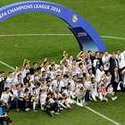 Galería: Así celebró el Real Madrid su Champions
