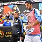 Regulamento impedia Suárez de jogar, mas atleta não sabia