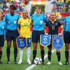 Seleção de futebol feminino enfrenta a Austrália antes ...