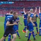 Cronista islandés lo hace de nuevo, enloquece en triunfo ...