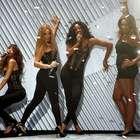Serena Williams queda 'agotada' de bailar para Beyoncé
