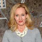 J.K. Rowling a función benéfica de