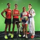 Campaña inédita busca recursos para deportistas chilenos