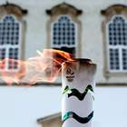 Un hombre intentó robar la antorcha olímpica en Brasil
