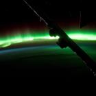 ¿Cómo es una aurora boreal en time-lapse desde el ...