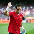 Claudio Bravo se despide del Barça con emotiva carta