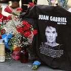 Restos de Juan Gabriel se quedarán unos días en Los Ángeles