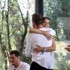Chenoa compara su abrazo con Bisbal con el divorcio de ...