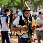 Em Rio Preto, mais de 5 mil passam pelo Jardim Cultural