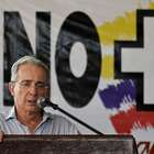 Álvaro Uribe critica a presidentes que acompañaron firma ...
