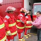 La Victoria: Gamarra contará con estación de bomberos