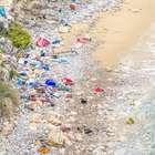 Mediterrâneo acumula cerca de 1,4 mil toneladas de plásticos