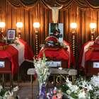 Bomberos héroes serán sepultados hoy en cementerio de ...