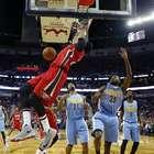 Nuggets sobreviven a gran actuación de Davis de Pelicans