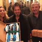 Fanático de película: Al Pacino se hizo socio Racing