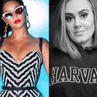 Desafio do Manequim: Beyoncé e Adele se rendem à nova febre