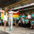 Nico Rosberg se retira de la F1 después de ser campeón