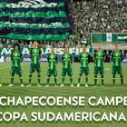OFICIAL: Conmebol declara a Chapecoense campeón de Copa ...