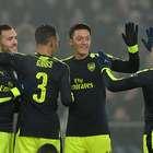 El Arsenal golea al Basilea y gana su grupo de la ...