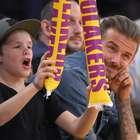 ¿Será el hijo de David Beckham el próximo Justin Bieber?