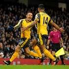 Arsenal festeja el cumpleaños de Alexis Sánchez con sus ...