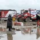 Rally Dakar: suspenden la novena etapa por pésimo clima