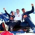 Stéphane Peterhansel ganó su decimotercer Dakar en autos