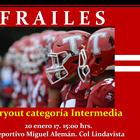 Frailes Tepeyac te invitan a su Try-out de Intermedia
