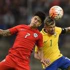 Chile rescata valioso empate ante Brasil y con dos ...