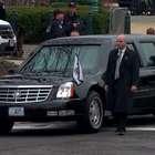 Trump se quedará con el Cadillac de Obama