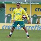 Mesmo com volta de Prass, Dudu seguirá capitão do Palmeiras