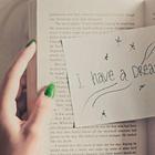 Um texto dedicado a quem tem um sonho