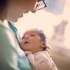 Crecimiento rápido del cerebro en bebés, posible síntoma ...