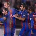 Messi sale al rescate del Barcelona contra el Leganés