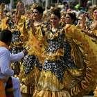 """""""Los niños del carnaval"""" se toman las calles de Barranquilla"""