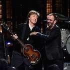 McCartney e Ringo Starr se reúnem para gravar em estúdio