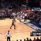 LeBron James fez seu show no All-Star da NBA