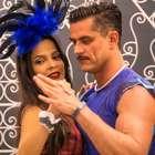 'BBB17': irmã de Marcos aprova romance do brother com Emilly