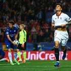 El Sevilla deja escapar con vida al Leicester