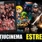 #partiuCINEMA traz as estreias do fim de semana