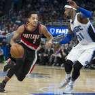 Lillard aporta 33 puntos en triunfo de Blazers sobre Magic