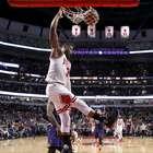 Bulls remontan y en tiempo extra superan a los Suns