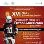 Invitación a la Clínica de actualización deportiva del IPN