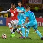 Sporting Cristal cae goleado por Santa Fe en Colombia ...