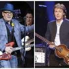 McCartney y Costello hablan del álbum que nunca fue
