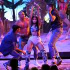 Nicki Minaj modela extraño y sexy bikini tras show en ...