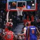 Mirotic tiene su mejor partido y Bulls aplastan a Pistons