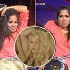 Yo Soy: La divertida imitación de Katia Palma a Shakira ...
